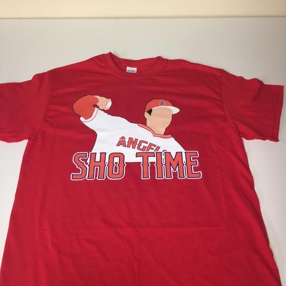 hot sales 3e844 cec19 Los Angeles Angels Shohei Ohtani Shirt NWT